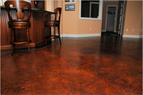 Concrete stain orlando fl sundek concrete coatings and for How to clean scored concrete floors