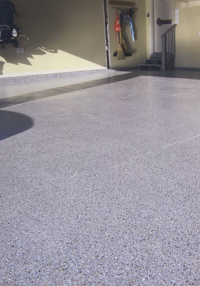 Garage Plastic Flooring For Dining Room Carpet: Protect Your Epoxy Garage Flooring With A Durable Clear