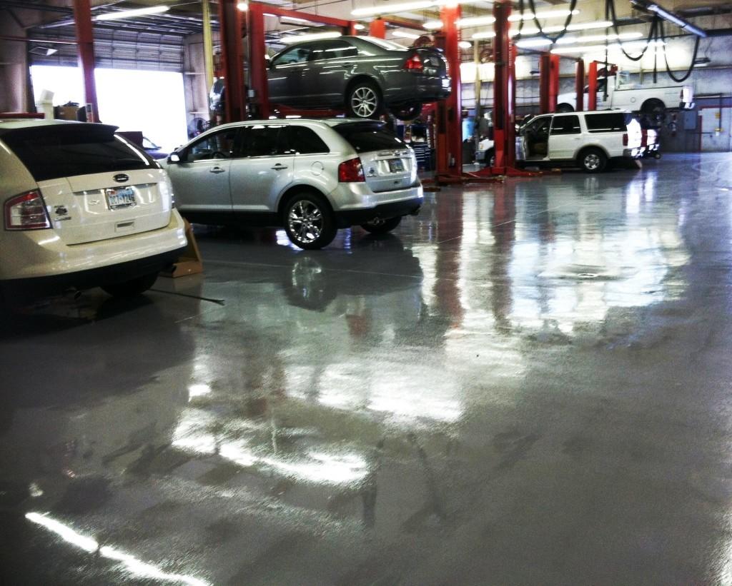 Sundek Garage fLoors in Washtington