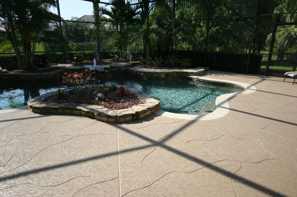 Concrete Patios Options And Designs Sundek Concrete