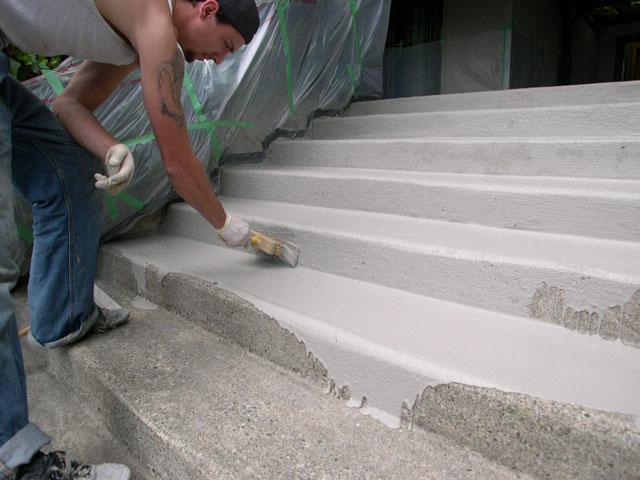 Is it time for concrete resurfacing sundek concrete - Resurfacing exterior concrete stairs ...
