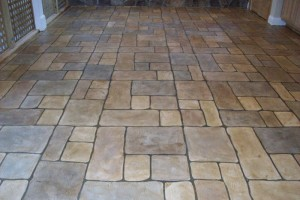 Washington DC Stamped Concrete by Sundek