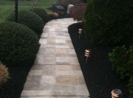Decorative Concrete Walkway Repair