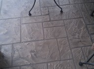 Concrete Resurfacing Using a Tuscan Finish