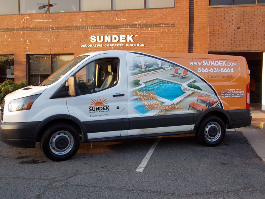 Sundek Concrete Contractor in Washington DC