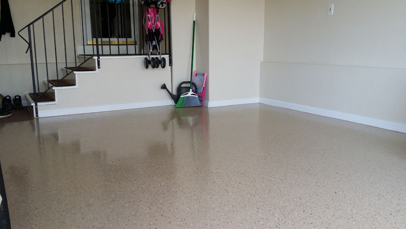 Prep For Epoxy Garage Floor : The importance of surface preparation when installing