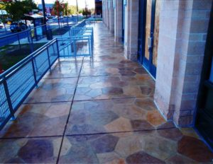 Stamped Concrete by Sundek of Washington