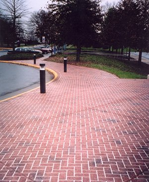 concrete coating park